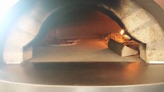 Der original italenische Pizzaofen